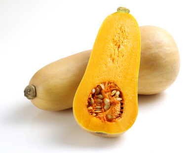 butternut squash from Keil's Produce and Greenhouse in Swanton, Ohio