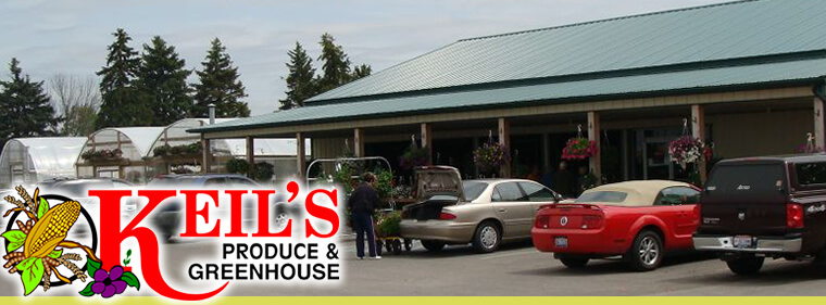 Keil's Produce and Greenhouse location photograph